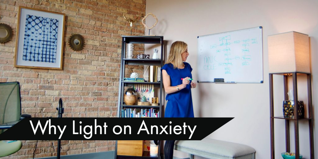 Why Light On Anxiety?