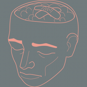 anxiety-brain